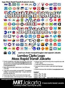 Sayembara Logo Jakarta MRT