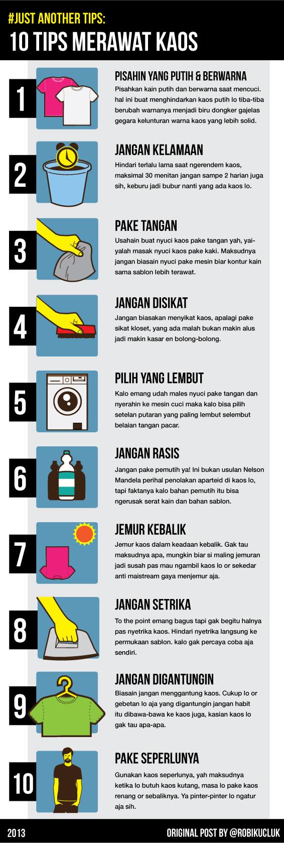 Just Another Tips Merawat Kaos-01